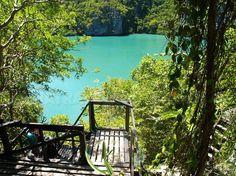 Emerald Lake Koh Samui Thailand