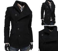 Clamshell Outwear Coat