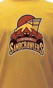 Camiseta Tatooine Sandcrawlers - Camisetas Personalizadas, Engraçadas e Criativas