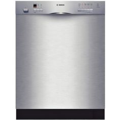 stainless steel Bosch Dishwasher