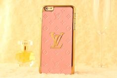 New York Style Light Pink Louis Vuitton iPhone 6 (Plus) Case | AppleiPhone6PlusCases