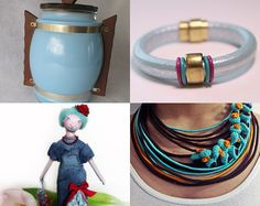 Let's Start the Week in Blue! by Dr. Erika Muller on Etsy--Pinned with TreasuryPin.com