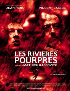 Affiche du film Les Rivières Pourpres