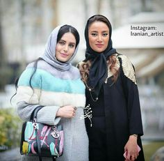 Elnaz Shakerdoost & Bahareh Afshari