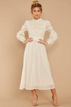 Dresses - Women's Outfits for Sale - Shop Red Dress Boutique Shop Red Dress, Grey Midi Dress, White Dress, Ivory Dresses, Chiffon Dresses, Event Dresses, Fall Dresses, Dresses For Sale, Dress Sale