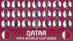World Cup 2022, Fifa World Cup, Squad, Classroom, Manga