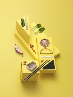 art direction | food styling photography - Victoria Nordström (Sushi Ingredients Products)