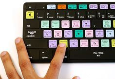 Atajos de teclado (shortcuts) para Windows 8