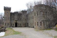 Most People Don't Know These Hidden Castles Are Right Here In Ohio Posted on 16 March, 2015 | In Ohio