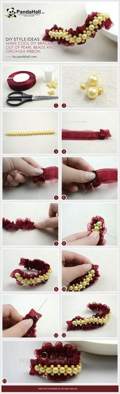 Jewelry Making Tutorial by AnnaJoy