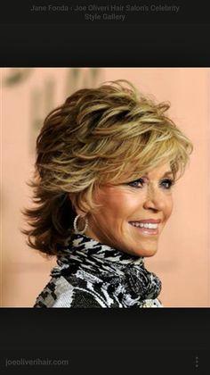 30 Best Jane Fonda Hairstyles In 2019 My Style Pinterest Hair