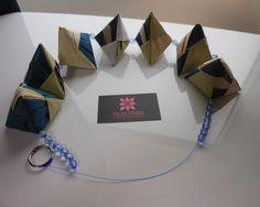 Origami Mobile <3 http://www.meirehirata.com/