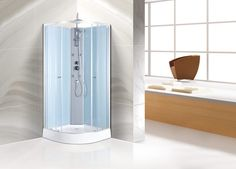 Encontrar el estilo perfecto de la ducha para tu cuarto de baño | Masdecoracion
