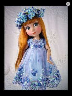 Robert Tonner doll, sweet Patience in an adorable outfit!