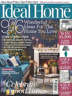 Ideal Home - January 2016