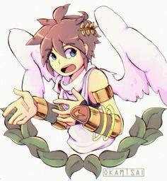 Kid Icarus Uprising Nintendo Video Games Deer Sons Videogames Game Guys Children