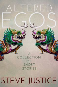 """""""Clever and creative"""" Altered Egos: A Collection of Short Stories by Book Cover Art, Book Cover Design, Alters, Masquerade, Short Stories, Good Books, Clever, Author, Creative"""