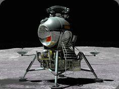 LK (Lunniy Korabl) - Soviet Lunar Lander