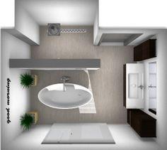 1000 images about 3d badkamer ontwerpen on pinterest for Teken je eigen badkamer