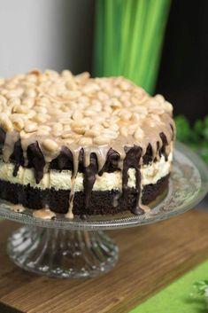 Bananarama-Torte - Low Carb und glutenfrei - schwarzgrueneszebra