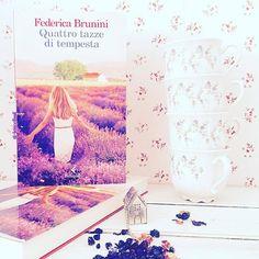 La Fenice Book: [Recensione] Quattro tazze di tempesta di Federica Brunini