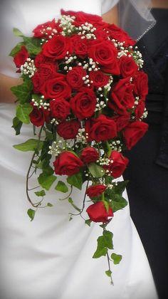 Cascade bouquets <3