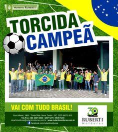 Torcida Ruberti na Copa 2014