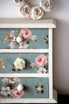 15 móveis reformados e com detalhes lindos