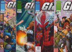 Gi-Joe #1,2,3,4 (2002,Image Comics)set,J.Scott Campbell,Blaylock,PERFECT!!    eBay