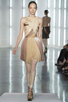 Rodarte Spring 2009 Ready-to-Wear Fashion Show - Jules Mordovets