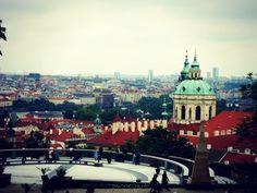 Beautiful Prague :D #Prague #great #view #Czech #Republic #trip #amazing #place in the #world