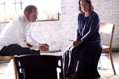 Spooks - Harry and Ruth Peter Firth, Nicola Walker, Bbc Tv Shows, 1 Film, Film Review, Season 8, Tv Series, Fandom, Entertainment