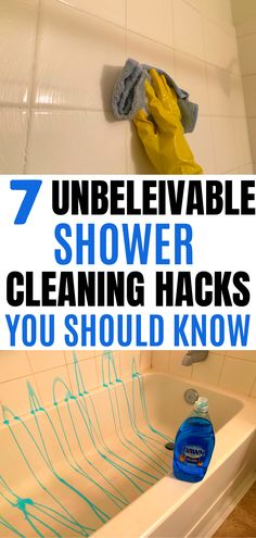 Diy Home Cleaning, Bathroom Cleaning Hacks, Homemade Cleaning Products, Household Cleaning Tips, Cleaning Recipes, House Cleaning Tips, Natural Cleaning Products, Diy Cleaners, Cleaners Homemade