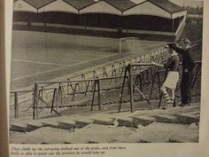 Schoolboy gets tour of Molineux with Billy Wright
