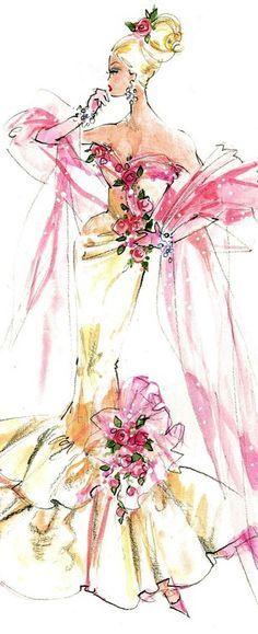 Fashion Illustration http://ift.tt/1LqU2N9