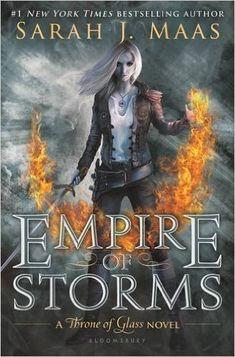 Amazon.com: Empire of Storms (Throne of Glass) (9781619636071): Sarah J. Maas…