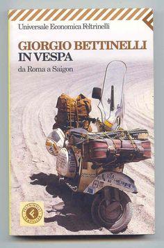 Giorgio Bettinelli - In Vespa