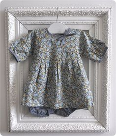 I love this one!  Vintage inspired smocks with bloomers how very cute!  http://rowantree.com.au/www/content/default.aspx?cid=820=796