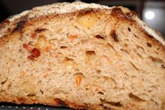 Sourdough cheese sun dried tomato rosemary bread | The Fresh Loaf