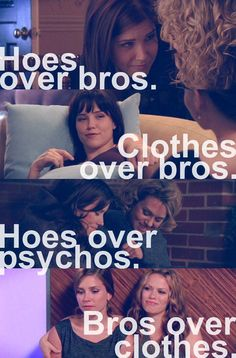 Brooke Davis is inspirational. SO TRUE I LISTEN TO YOUR EVERY WORD