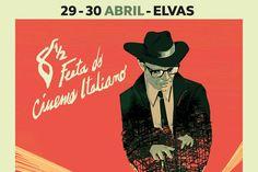 Elvas acolhe 8 ½ Festa do Cinema Italiano em Abril | Portal Elvasnews