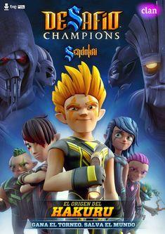 desafío champions sendokai second season