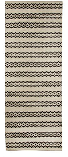 Vallila 80 x 250 cm 100 Percent Cotton Leopardi Runner Rug, Beige/ Black Vallila http://www.amazon.co.uk/dp/B00N7L0CA2/ref=cm_sw_r_pi_dp_WUvevb1JQ7NRJ