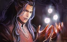 Fëanor and the Silmarils (Dakkun39)