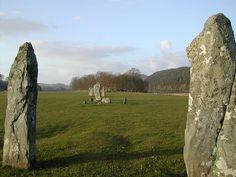 Kilmartin Glen Argyll Scotland