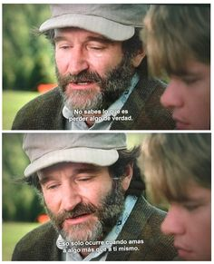 Image shared by Marys. Find images and videos about robin williams, matt damon and good will hunting on We Heart It - the app to get lost in what you love. Good Will Hunting Quotes, Good Will Hunting Movie, Tv Show Quotes, Film Quotes, Robin Williams Quotes, Best Movie Lines, Words With Friends, Movie Facts, Movie Trivia