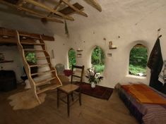maison de hobbit a 180 euros 2   Un maison de hobbit à 180 euros   photo Michael Buck maison image hobbit