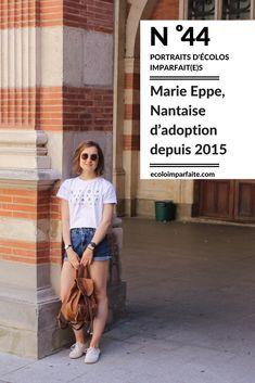Portraits d'écolos imparfait(e)s n ͦ 44 : Marie Marie, Portraits, Head Shots, Portrait Paintings, Portrait