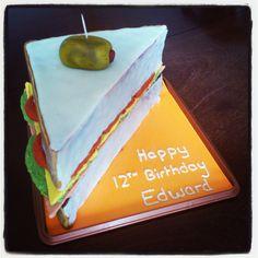 Team Fortress 2 - Sandvich Cake - TF2