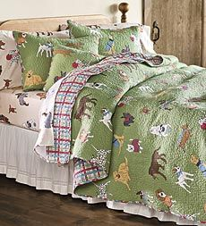 doggone-good-time-quilt-sets-and-bedding-accessories